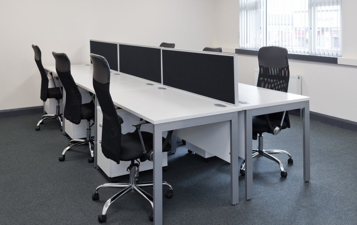 Fully serviced office with 6 seats - Nesta Business Centres
