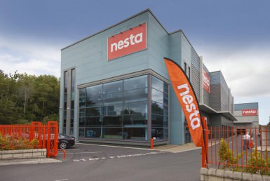 Nesta Serviced Offices in Santry, outside view